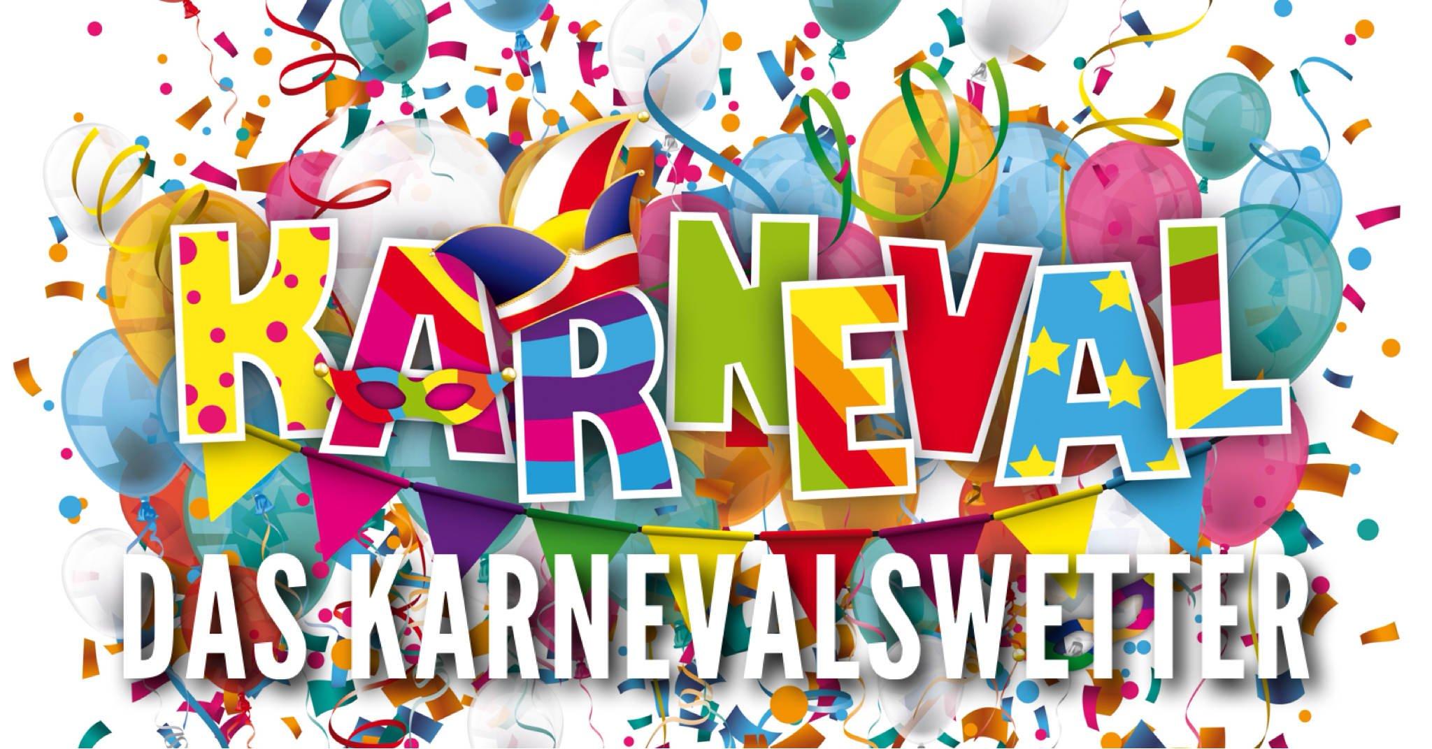 Karnevalswetter