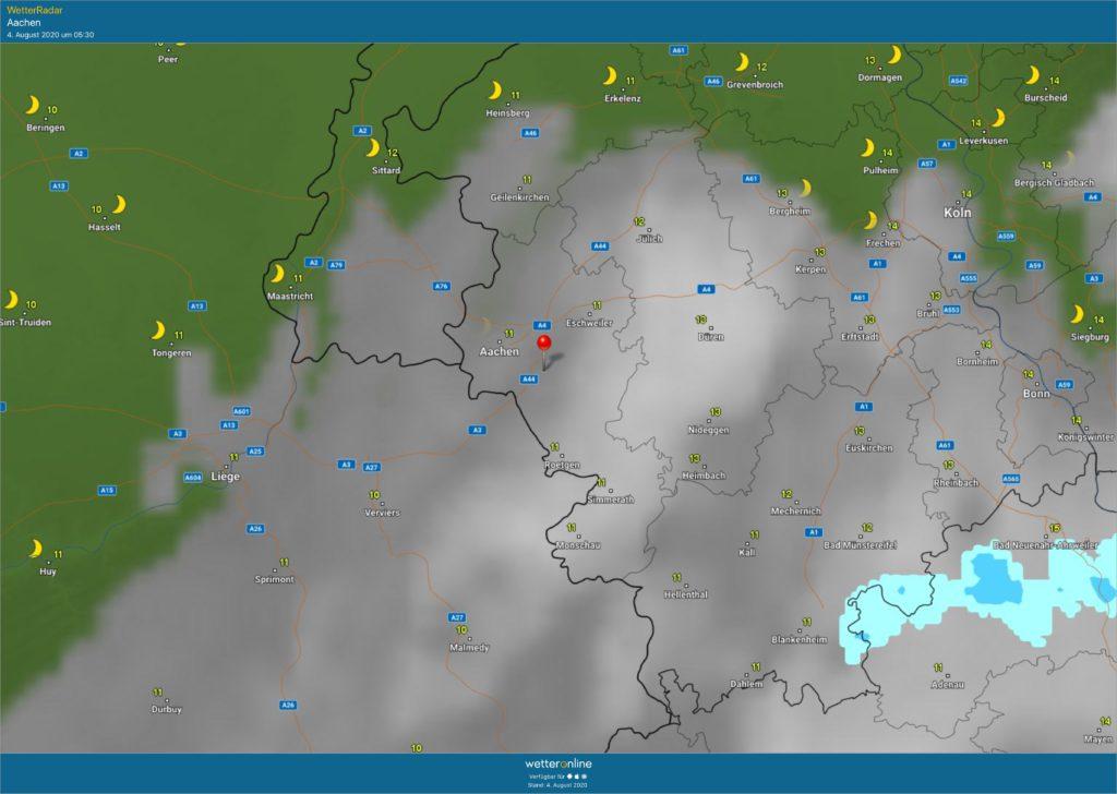 Wie Wird Das Wetter In Aachen